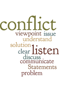 Communication in Conflict