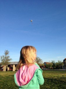 reward greater than the risk-flying a kite